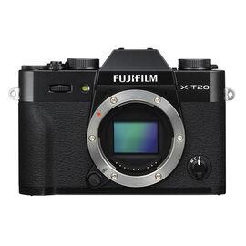 Fujifilm X-T20 Body - Black - 600018092