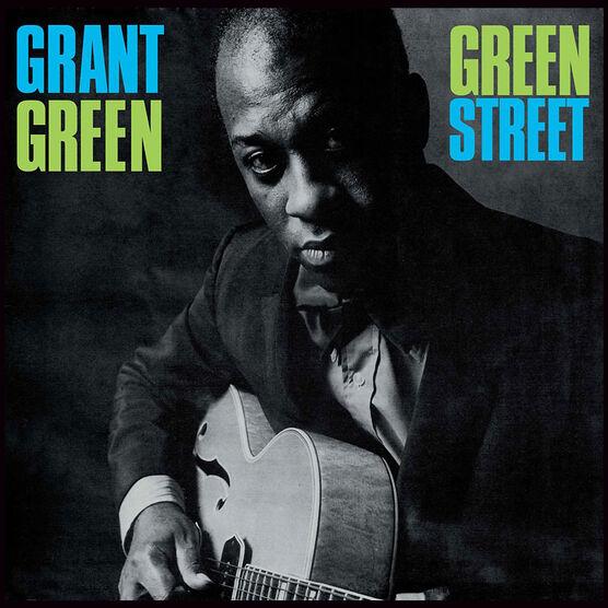 Grant Green - Green Street - Vinyl