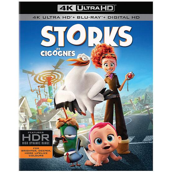 Storks - 4K UHD Blu-ray