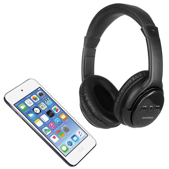 Apple iPod Touch Space Grey 16GB + Sylvania Headphones - PKG #35804