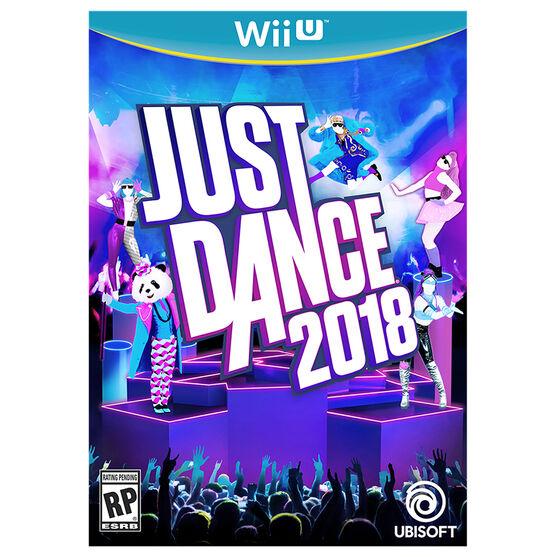Wii U Just Dance 2018