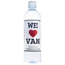 We Love Vancouver Water - 500ml