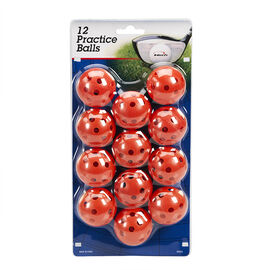Intech Practice Golf Balls - 12 pack