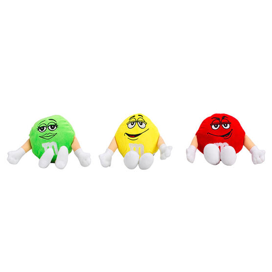 M & M's Beanbag Plush - Assorted