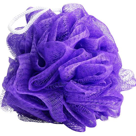 Life Candy Bath Pouf - Purple