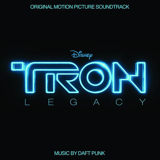 Daft Punk - TRON: Legacy Soundtrack - 2 LP Vinyl