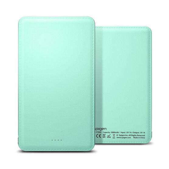 Spigen 5000 mAh Portable Battery  - Mint - SGP000BP20261