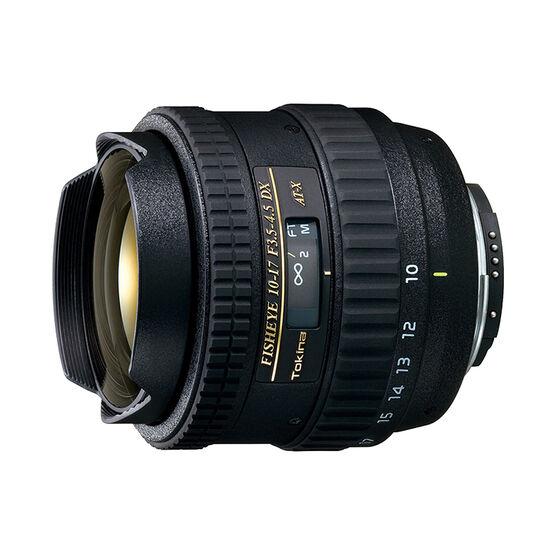 Tokina 10-17mm f/3.5-4.5 Fish-Eye Lens for Nikon - TKATXM100PRODN