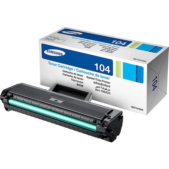 Samsung Toner Cartridge - MLT-D104S/XAA