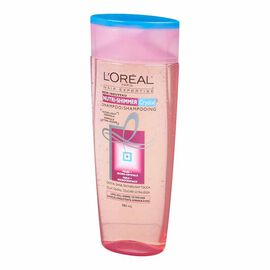 L'Oreal Nutri-Shimmer Crystal Shampoo - Normal to Fine - 385ml