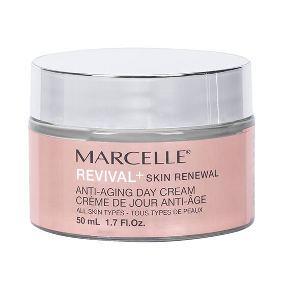 Marcelle Revival+ Skin Renewal Anti-Aging Day Cream - 50ml