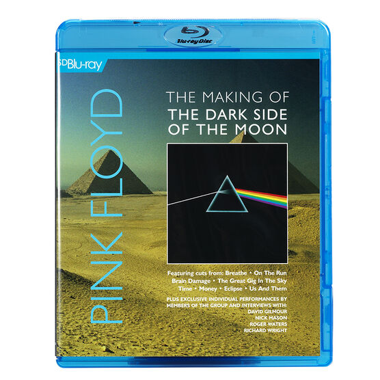 Pink Floyd - Classic Albums: The Making Of The Dark Side Of The Moon - Blu-ray