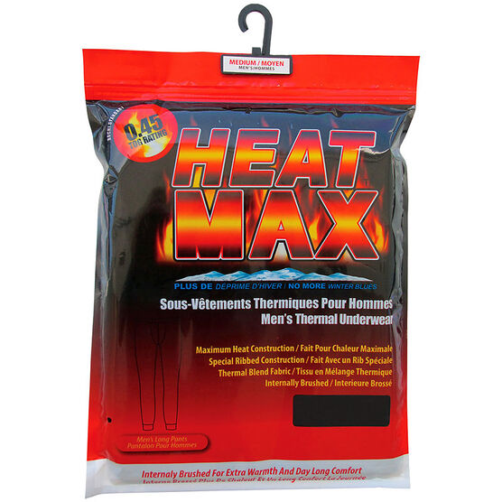 Heat Max Pants with Heat Lining - Assorted