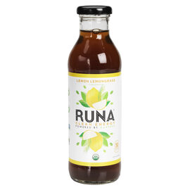 Runa Organic Guayusa Tea - Lemongrass - 414ml