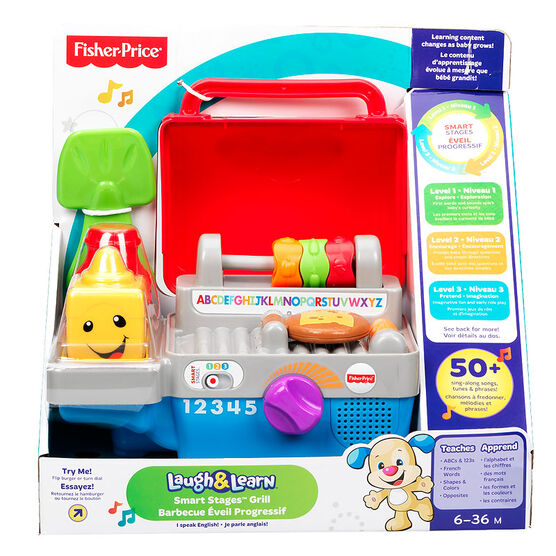Fisher Price Laugh 'N Learn Grill - DLH88