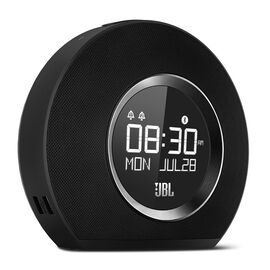 JBL Horizon Bluetooth Clock Radio - Black - JBLHORIZONBLKAM
