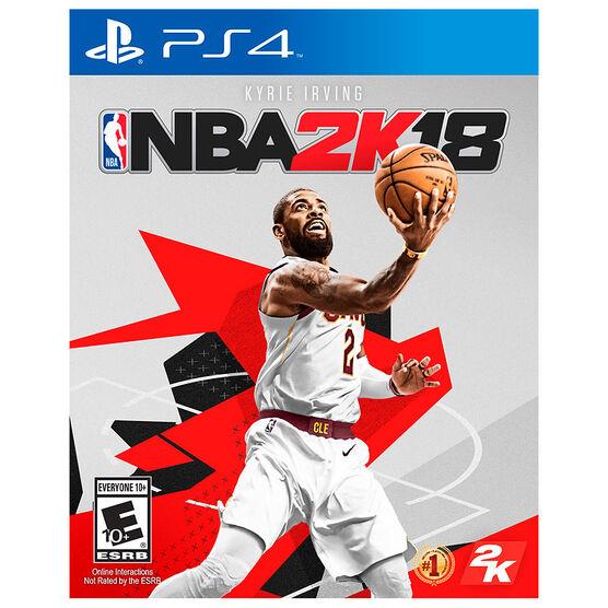 PS4 NBA 2K18 Basketball