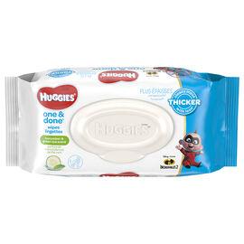 Huggies One & Done Refreshing Baby Wipes - 56 Pack