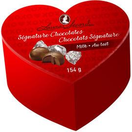 Laura Secord Milk Chocolate Heart - 154g