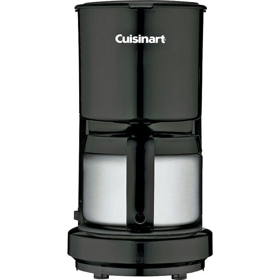 Cuisinart 4 Cup Coffee Maker - Black - DCC-450BKC