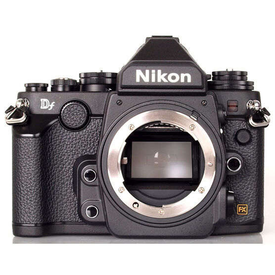 Nikon Df Body Only - Black - 33705