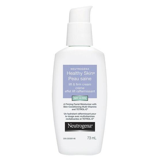Neutrogena Healthy Skin Lift & Firm Facial Moisturizer Cream - 73ml - SPF 15
