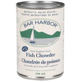 Bar Harbor New England Fish Chowder - 398ml