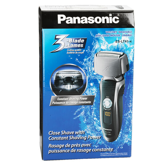 Panasonic Men's Linear Shaver - Black - ESLT41K