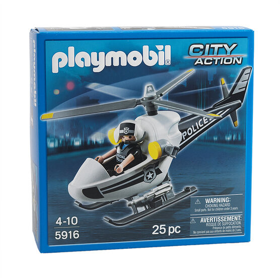 Playmobil City Action - Police Copter