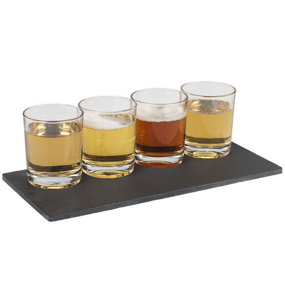London Drugs Beer Tasting Glasses - Set of 4