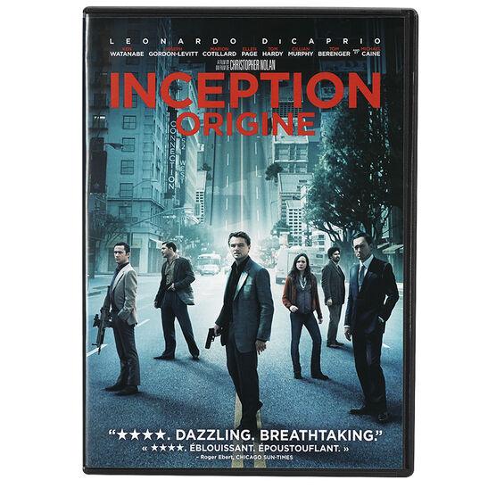 Inception - DVD