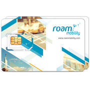 Roam Mobility 4G LTE 3-in-1 USA Travel SIM Card -2 Pack -  RM022