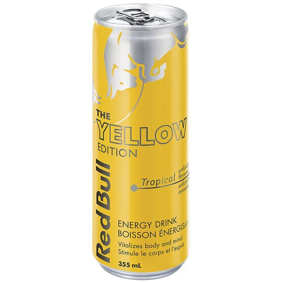 Red Bull - Yellow Edition - 355ml