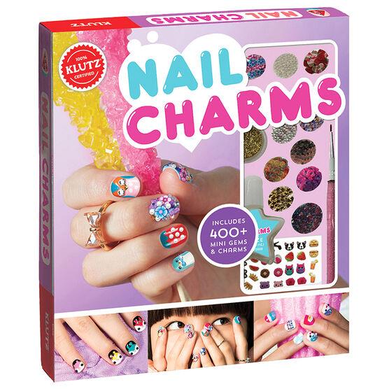 Klutz Nail Charm