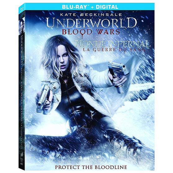 Underworld: Blood Wars - Blu-ray