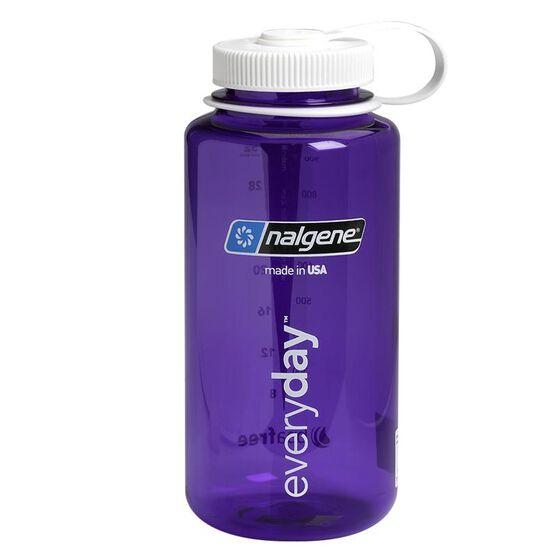 Nalgene Wide Mouth Bottle - Purple - 1L