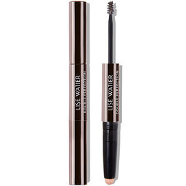 Lise Watier Double Perfection Lift & Fill Eyebrow Duo - Brunette
