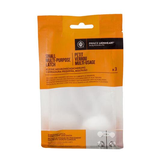 Prince Lionheart Multi-Purpose Latch - Small - 3 pack - 2061