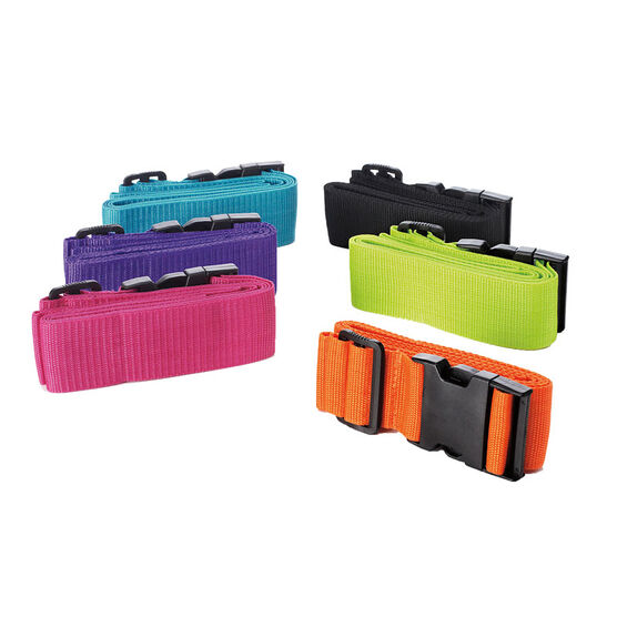 Travel Smart Luggage Strap - Assorted