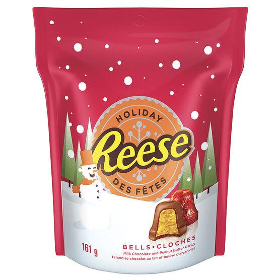Reese Peanut Butter Candy Bells - 161g
