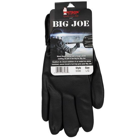 Watson Big Joe Work Gloves - Black - 9396-L