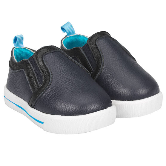 Outbaks Leather Slip-Ons - Size 5-7 - Assorted