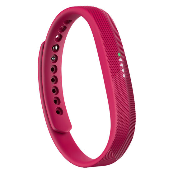 Fitbit Flex 2 Activity Tracker - Magenta