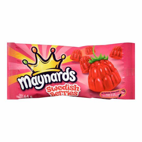 Maynards Swedish Berries - 64g