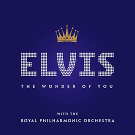 Elvis Presley with the Royal Philharmonic Orchestra - The Wonder Of You - CD
