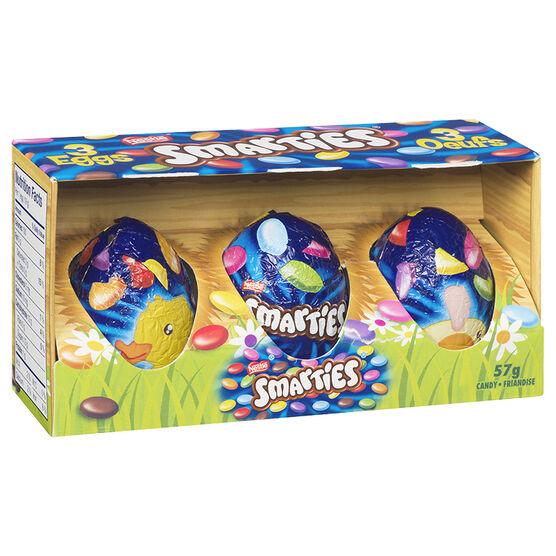 Nestle Smarties Multi Eggs - 57g