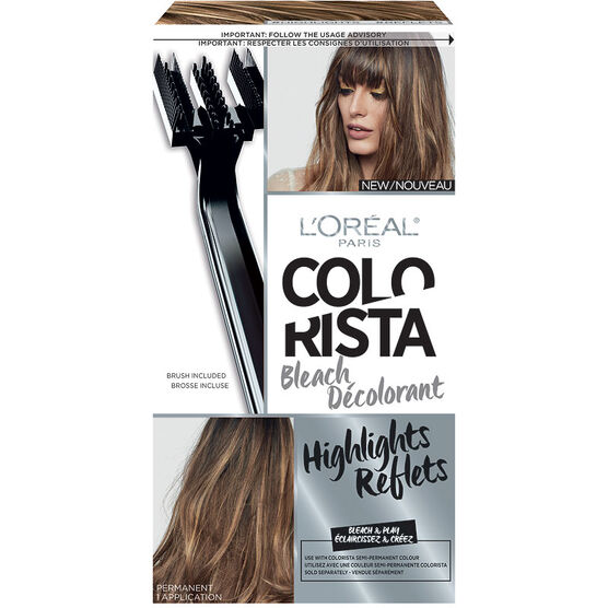 l 39 oreal colorista bleach highlights london drugs. Black Bedroom Furniture Sets. Home Design Ideas