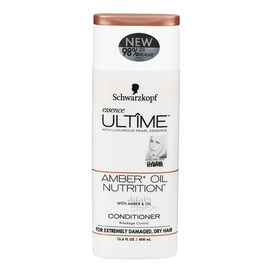 Schwarzkopf Essence Ultime Conditioner - Amber+ Oil Nutrition - 400ml