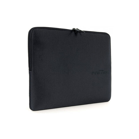 Tucano Colore Second Skin Neopren Ultrabook Sleeve - 15 Inch - Dark Grey - BFCK15-AX