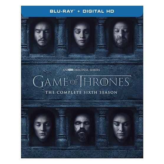 Game of Thrones: Season 6 - Blu-ray